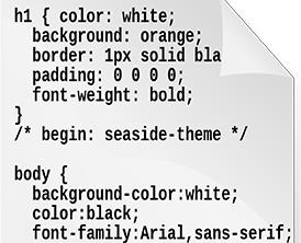 corso CSS Matera: ecco come definire in modo corretto le classi per il tuo sito internet