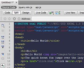 Corso Dreamweaver: ecco cosa imparerai durante il corso - screenshot 3