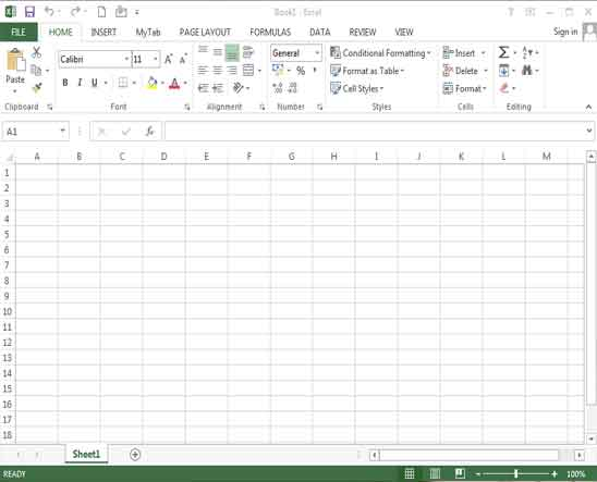 Al termine del Corso Excel Lucca avrai familiarizzato con l'ambiente di lavoro così da utilizzare al meglio gli strumenti di lavoro