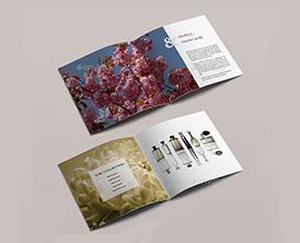 corso grafica pubblicitaria Aosta: crea depliant e brochure