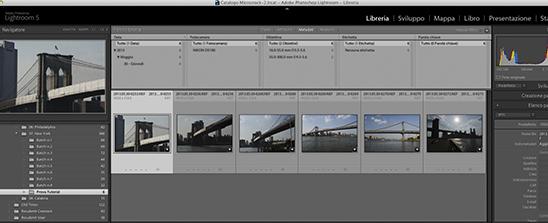 corso di Lightroom Rovigo: ecco cosa imparerai durante il corso - screenshot 2