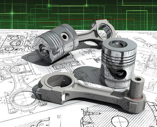 Software di progettazione 3D: alcuni esempi nella meccanica.