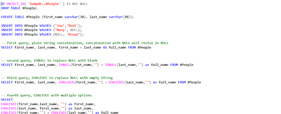 corso Sql Trani: ecco cosa imparerai durante il corso - screenshot 2