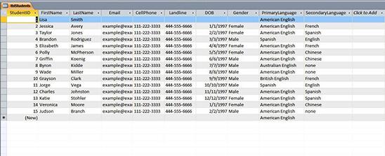 corso VBA per Access Fermo: ecco cosa imparerai durante il corso - screenshot 2