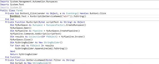 corso Visual Basic Canton Ticino: ecco cosa imparerai durante il corso - screenshot 2