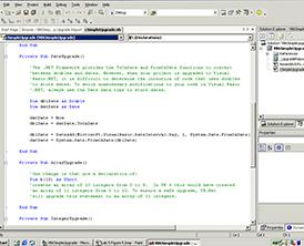 corso di Visual Basic .Net Oristano: ecco cosa imparerai durante il corso - screenshot 3