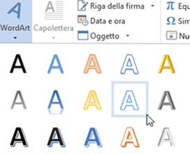 Corso Word Carrara: ecco cosa farai al termine del corso - screenshot 3