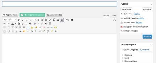 Corso wordpress Rimini: ecco cosa imparerai durante il corso - screenshot 2