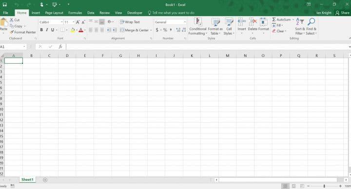 Corso Excel Napoli: usare excel per creare e gestire fogli di calcolo