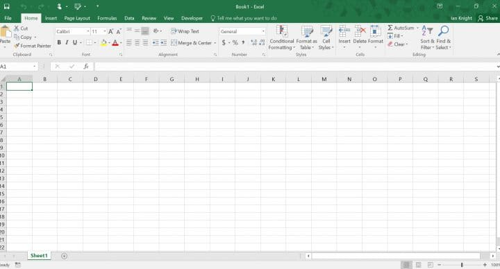 Corso Excel Olbia: usare excel per creare e gestire fogli di calcolo