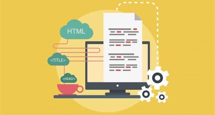 Corso HTML5 Salerno: tutto sul linguaggio HTML.