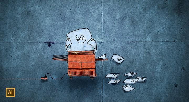 Corso Illustrator Frosinone: grafica vettoriale con Illustrator