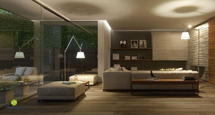 Corso Maxwell Render Lugano - Immagini fotorealistiche da modelli 3D.