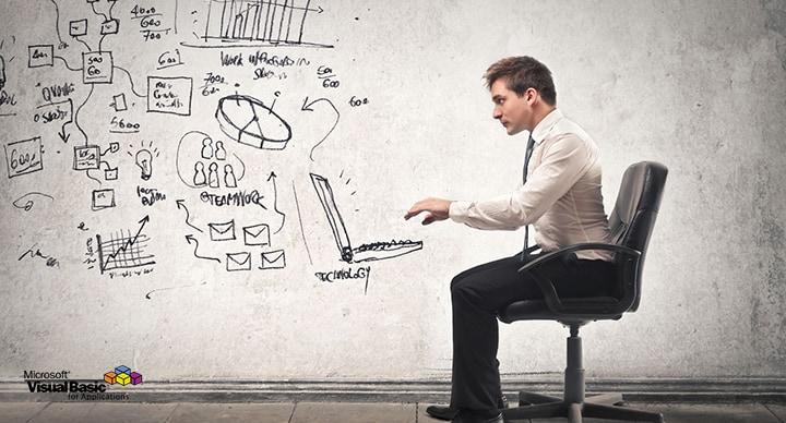 Corso Visual Basic Salerno: corso per sviluppare software gestionali