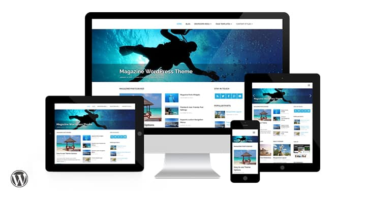 Corso WordPress Latina | realizza siti web professionali