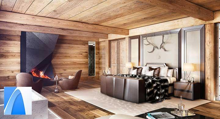 Corso Archicad Canton Ticino: realizza rendering architettonici con Archicad