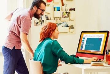 Corsi computer Base: scegli il corso computer base per imparare a lavorare con il pc e office.